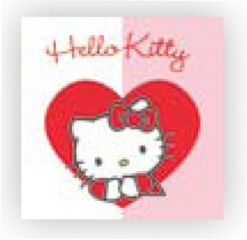 Servietke - Hello Kitty