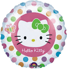 Balon - Hello Kitty Rainbow