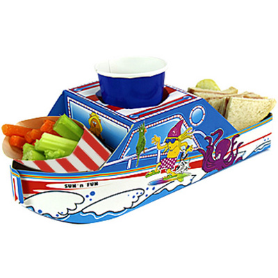 Catering - Boat Combi Food Tray