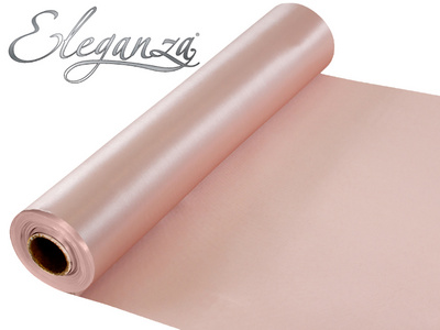 Saten rola  ROSE GOLD, 29 cm x 20m